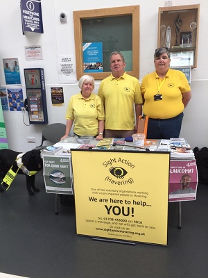 Photo showing 3 of Sight Action (Havering) Volunteers