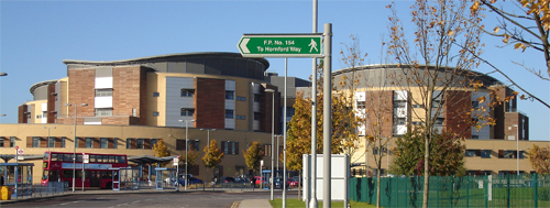 Photo of Queen's Hospital, Romford